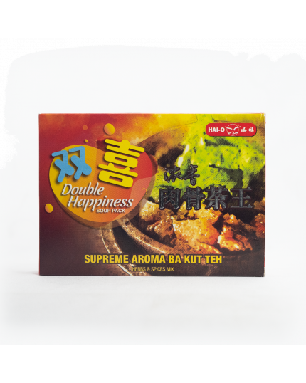 HAI-O Double Happiness Soup Pack (53g X 2 boxes)