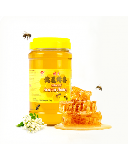 HAI-O Selected Acacia Honey (1kg)