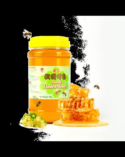 HAI-O Selected Linden Honey (1kg)