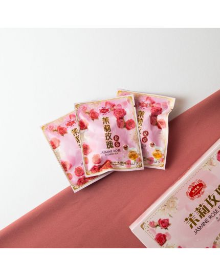 YU YUAN TANG Jasmine Rose Flower Tea (2.5g X 10 bags)