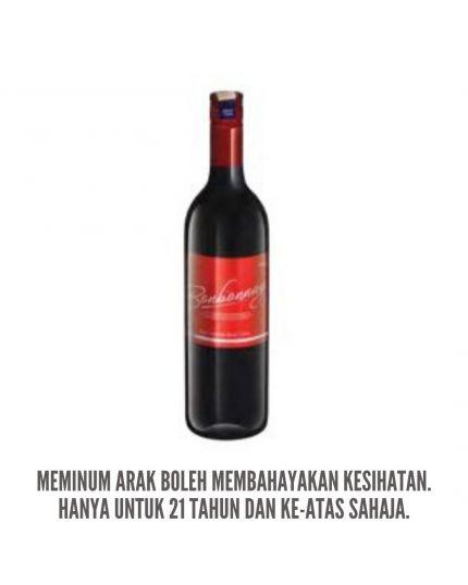 BONBONNAY Cabernet Merlot Red Wine (750ml)