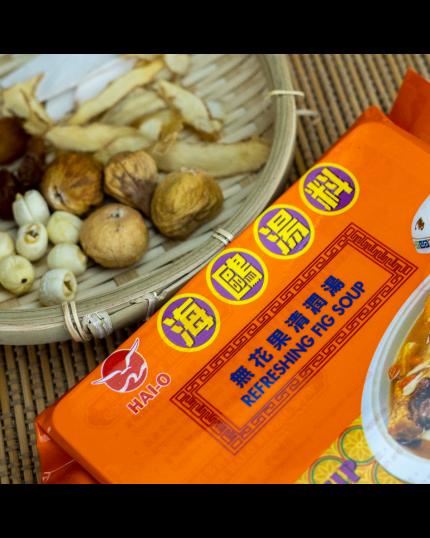 HAI-O Refreshing Fig Soup (135g)