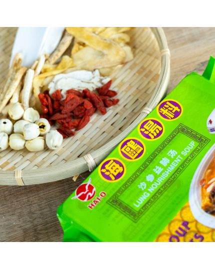 HAI-O Lung Nourishment Soup (110g)