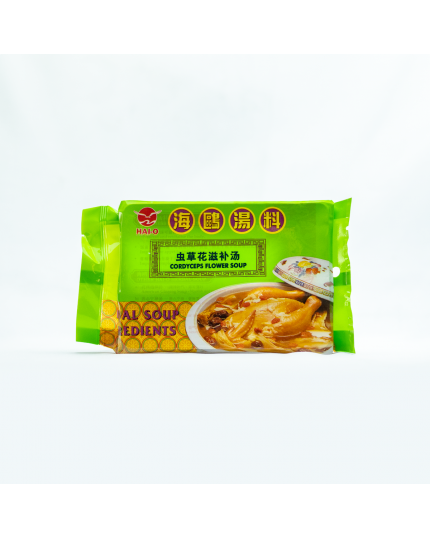 HAI-O Cordyceps Flower Soup (100g)