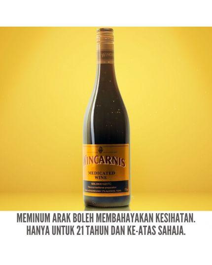 Wincarnis Medicated Wine (750ml)