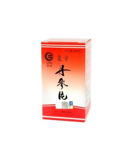 CPM Fufang Danshen Pian (60's)