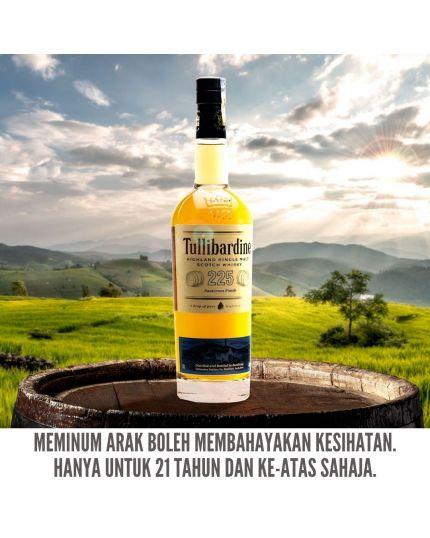 TULLIBARDINE Sauternes Highland Single Malt Scotch Whisky 43% (700ml)