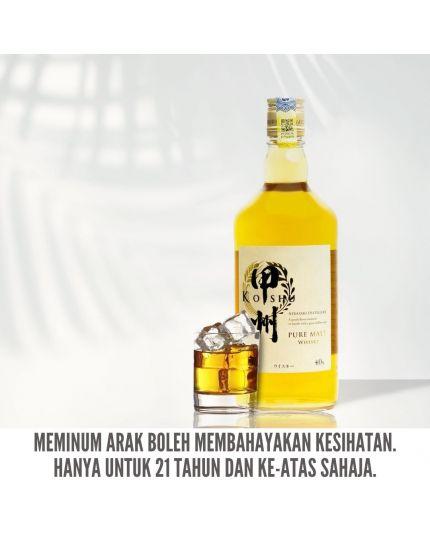 KOSHU Pure Malt Whisky  40% (700ml)