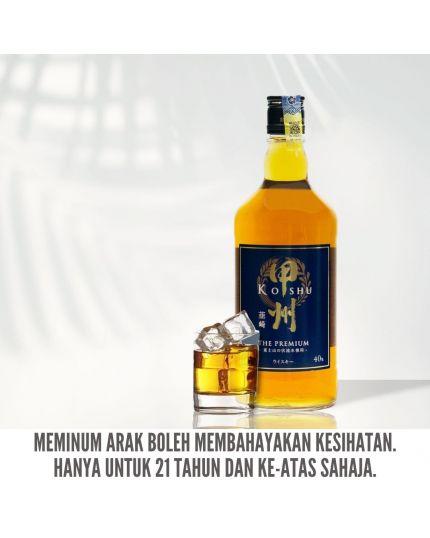 KOSHU Premium Blended Whisky 40% (700ml)