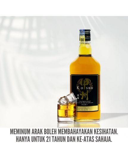 KOSHU Gold Blended Whisky 37% (700ml)