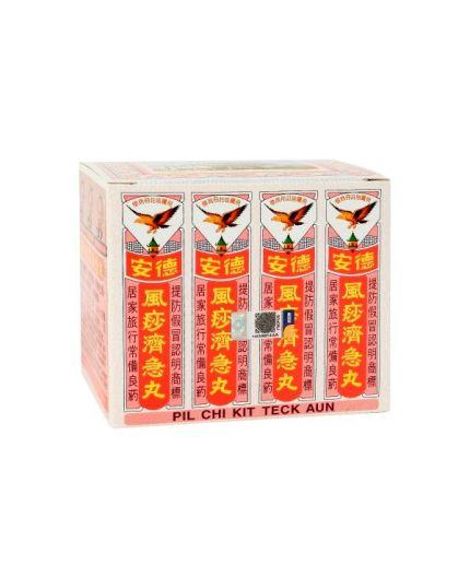 EAGLE & PAGODA BRAND Teck Aun Chi Kit Pills (12's)