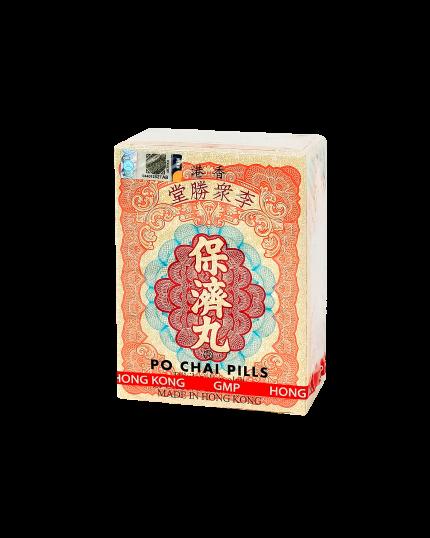 LI CHUNG SHING TONG Po Chai Pills (10's)