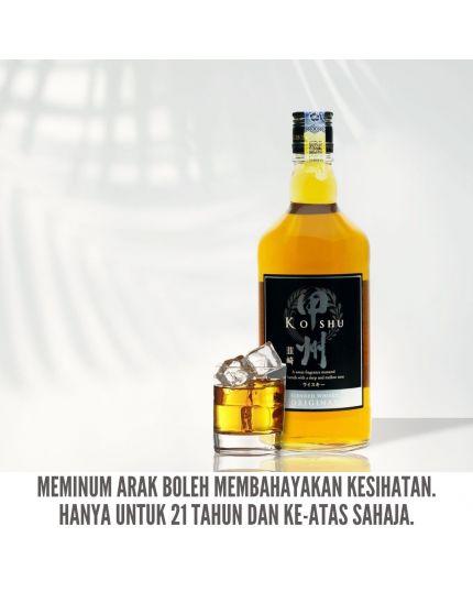 KOSHU Original Blended Whisky 37% (700ml)
