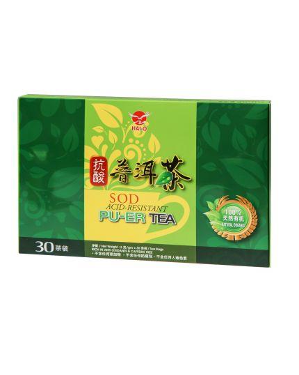 HAI-O Organic SOD Pu-Er Tea