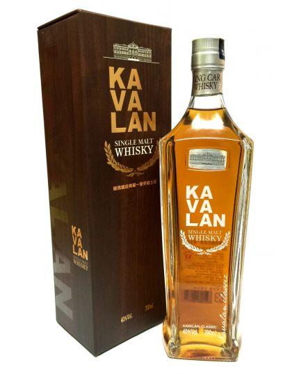 KAVALAN  Single Malt Whisky (700ml)