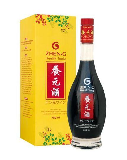 ZHEN-G Health Tonic (750ml)