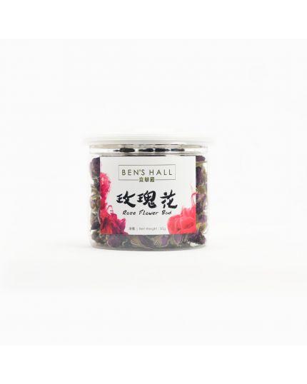 BEN'S HALL Rose Flower Bud (50g)