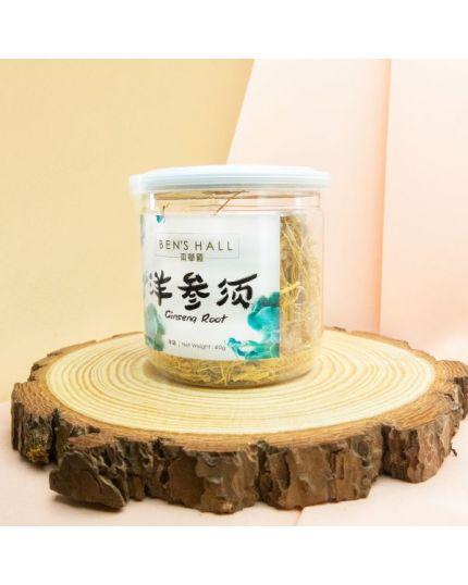 BEN'S HALL Ginseng Root (40g)