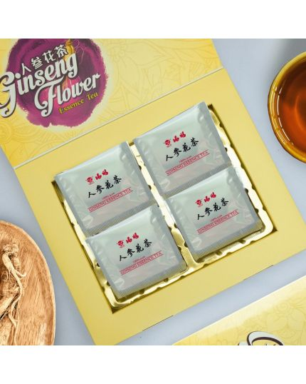 HAI-O Ginseng Flower Essence Tea (2g x 16's)