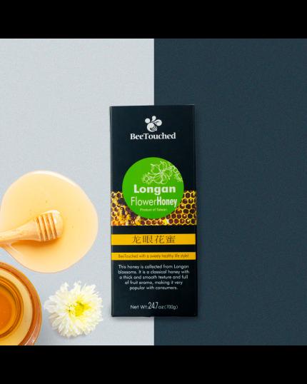 BEETOUCHED Longan Flower Honey (700g)