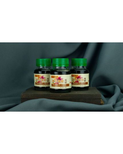 GLOU Essence of Chicken with American Ginseng & Cordyceps (6 x 70g)