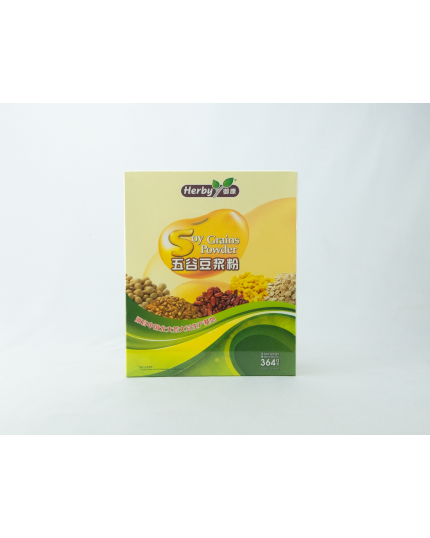 HERBY 5 Soy Grains Powder (13's)