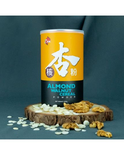 ZAN Almond Walnut Cereal Powder (300g)