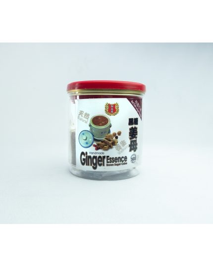 YPD Ginger Essence Brown Sugar Cube (Red Date & Longan Flavour) (225g)