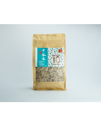 YPD Nutrition 10 Grain Rice (500g)
