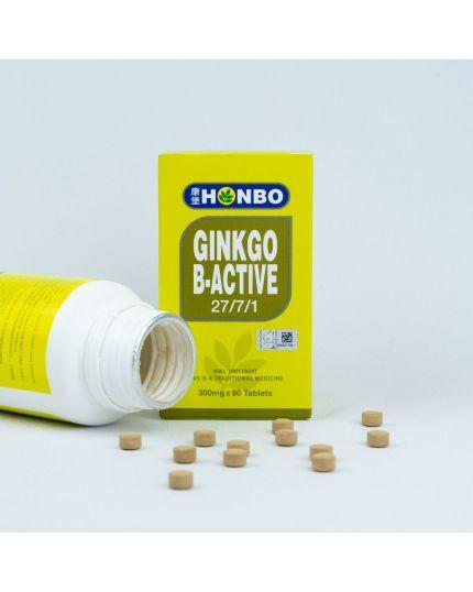 HONBO Ginkgo B-Active 27/7/1 (90's)