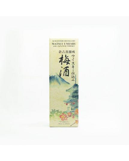 MATSUI Whisky Umeshu 14% (700ml)