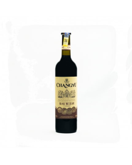 CHANGYU Cabernet Dry Red Wine (750ml)