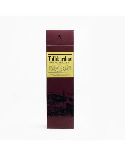TULLIBARDINE Burgundy Finished Highland Single Malt Scotch Whisky 43% (700ml)
