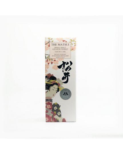 MATSUI Sakura Cask Single Malt Whisky  48% (700ml)
