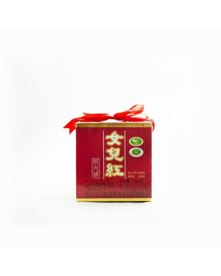 PAGODA BRAND Nu Er Hong Rice Wine (750ml)