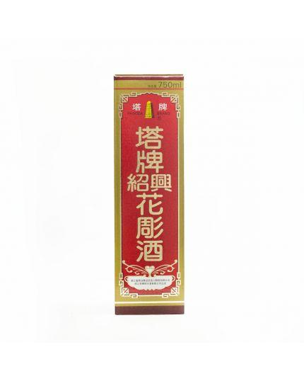PAGODA BRAND Guo Yan Shao Xing Hua Tiao Chiew (750ml)